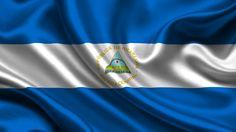 Amazing 3D Nicaragua Flag Wallpaper