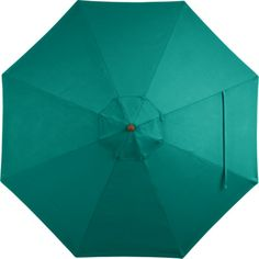 9 Round Sunbrella® Harbor Blue Umbrella Cover, C 229, same color?