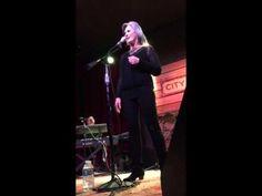 KT Oslin Rare recent footage - YouTube