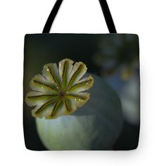 """After The Flower 2 Tote Bag 18"""" x 18"""""""
