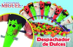 Dulceros para Halloween / Día de Muertos / Dulces / Niños / Decoración