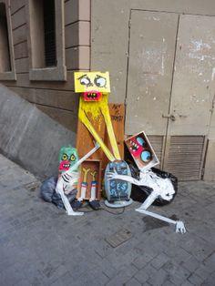 Art is Tra$h / Francisco de Pájaro