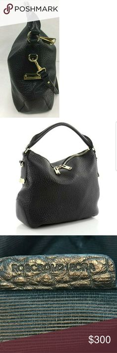 99e9d670c33d Burberry Hobo Ledbury covertible Heritage Grain small leather hobo(Black)  Burberry Bags Hobos Burberry