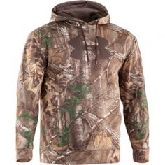 Under Armour Mens UA Big Logo Fleece Hoody - Realtree AP - Mills Fleet Farm