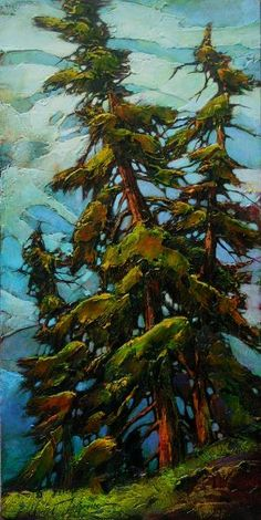 Adele Campbell Fine Art Gallery in Whistler BC features artwork for sale by emerging and established contemporary Canadian artists working in painting and sculpture. Contemporary Landscape, Landscape Art, Landscape Paintings, Landscape Architecture, Landscapes, Art Paintings, Mary Cassatt, Monet, Winter Landscape