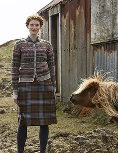 SHETLAND is a collection of 12 Fair Isle handknit designs for women by Marie Wallin using Jamieson's of Shetland Spindrift Fair Isle Knitting, Hand Knitting, Punto Fair Isle, Ginger Girls, Fair Isles, Knit In The Round, Yarn Shop, Vintage Wool, Vintage Knitting