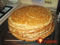 "Custard pancakes on kefir ""Vologda lace"" INGREDIENTS 1 cup of yogurt 150 g flour 1 egg tsp soda 1 tablespoon vegetable oil cups of boiling Buttermilk Pancakes, Cooking Recipes, Healthy Recipes, Russian Recipes, Unique Recipes, Love Food, Food To Make, Sweet Tooth, Easy Meals"