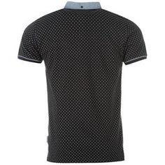 Soviet Pique Dots Polo Shirt