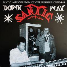 Santic All Stars - Down Santic Way Cd Cover, Album Covers, Reggae Art, Love Park, Various Artists, Bob Marley, Black History, All Star, Knowledge