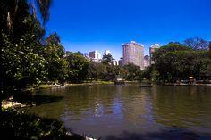 Parque MUNICIPAL - BELO HORIZONTE