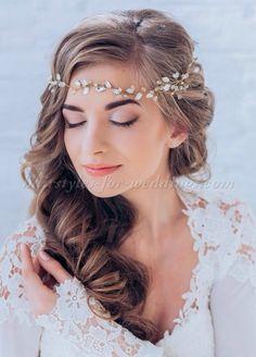bridal+headbands+-+crystal+hair+vine+for+brides