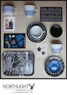 House of Rym, Darling Clementine and Moomin. Great Scandinavian design from www.northlighthomestore.com