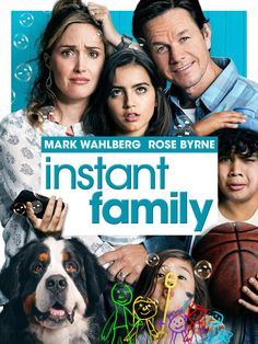 Titre : Instant Family Date de sortie : 16 Nov 2018 Genres : Comedy, Drama Runtime : 118 min Acteurs : Mark Wahlberg, Rose Byrne, Isabela Moner, Gustavo Escobar Synopsis : A couple find themselves in over their heads when they foster three children. Family Movies, New Movies, Movies Online, Movies And Tv Shows, Movies 2019, Hindi Movies, Movies To Watch Comedy, Film Online, Family Family