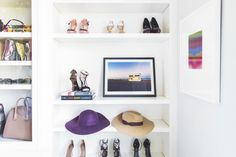 Home/Room Tour: Closet Envy with New Prada Marfa Sunrise Prada Marfa, Inside Home, Organize Your Life, Closet Designs, Room Tour, Love Home, Finding A House, Walk In Closet, House Rooms
