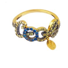 Queensbee - Cool Ring ($410) ❤ liked on Polyvore