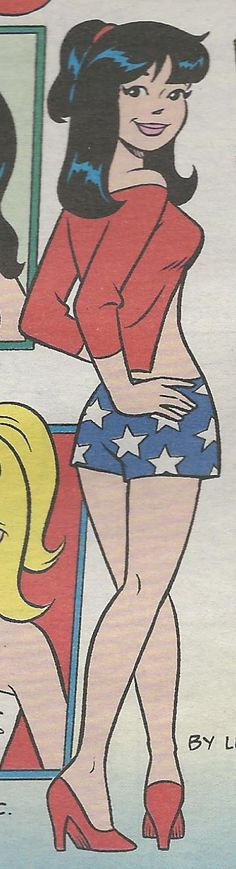 From Betty & Veronica Digest #195.