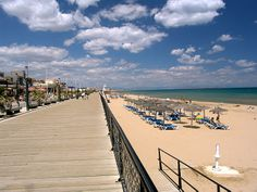 La Mata beach, Torreveja, Spain. Where we spent our honeymoon, holiday with our best friends and then holiday with our 2 girls,brother & sis-in-law!! LOVE this place!!x