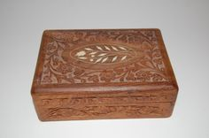I remember my mother having a jewellery box just like this in the 70's