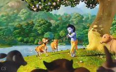 Radha Krishna Songs, Radha Krishna Images, Krishna Art, Lord Krishna, Krishna Quotes, Shiva Songs, Krishna Bhajan, Bhakti Song, Cool Illusions