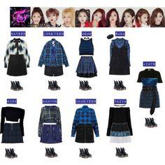 2TWICE Nayeon & Jungyeon & Momo & Sana & Jihyo & Mina & Dahyun & Chaeyeon & Tzuyu