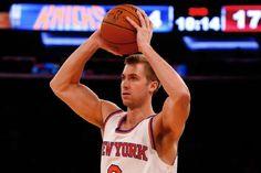 Travis Wear New York Knicks