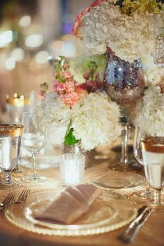 Breathtakingly Romantic Wedding