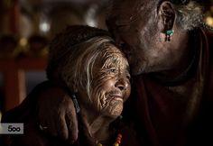 Eternal Love by Alessandro Bergamini on 500px,Ladak, India