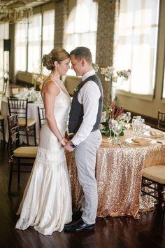 Beautiful couple and decor!  #thepineryatthehill #weddingphotography #wedding #weddingdecor #coloradospringswedding #weddinginspiration