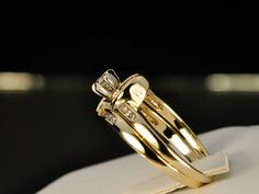 A Perfect Ring - Bridal Set Ring