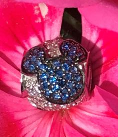 Chamilia Disney Jeweled Mickey Blue Clear CZ  CHRISTINA'S BLOG - Christina's Unique Accessories and More  #chamilia #disney #chamiliadisney #disneycharm #disneycharms #disneyjewelry Little Baby Girl, Little Babies, Chamilia Jewelry, Disney Charms, Disney Jewelry, Make Your Mark, Jewels, Unique, Blog