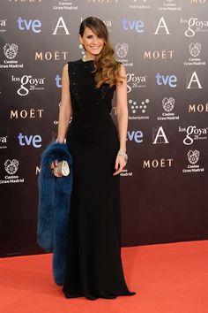Elena Ballesteros - Premios Goya 2014