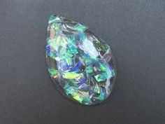 Craft Klatch: How to Make a Faux Resin Opal Craft Tutorial