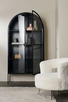 Cabinets are perfect for a storage solution, but also to add some style to your home interiors. #cabinet #moderncabinets #cabinetsideas #interiordesign #interiordesignstyles #decorations #homedesign #furnitureinspiration #furnitureideas #homedecorideas #designideas Home Office Design, Home Design, Modern Furniture, Furniture Design, Home Interior, Interior Design, Dining Room Design, Furniture Inspiration, My New Room