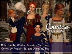 Plum Bob Keep:  And Everything Nice: 9 Pooklet'd Hairs - Countess