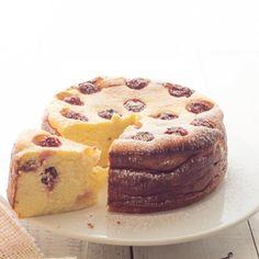 Creamy Vanilla Morello Cheesecake - Quick, easy, delicious! (Italian and English)