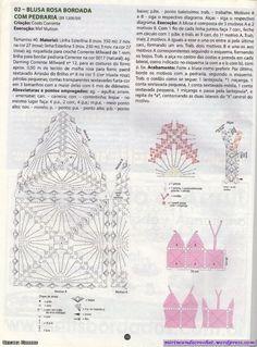Remeras | Mi Rincon de Crochet