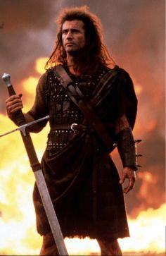"""Braveheart"" de Mel Gibson (1995)"