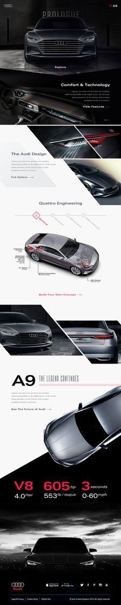 Audi prologue 1200