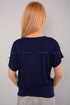Футболка Г2603 Цена: 450 руб Размеры: 50-56  http://odezhda-m.ru/products/futbolka-g2603  #одежда #женщинам #футболки #одеждамаркет