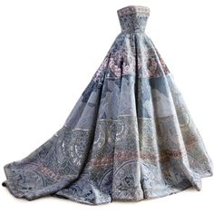 Collection featuring Zuhair Murad Gowns, Alexander McQueen Day Dresses, and 198 other items Elegant Dresses, Pretty Dresses, Ball Dresses, Long Dresses, Fantasy Dress, Mode Outfits, Looks Style, Beautiful Gowns, Classy Outfits