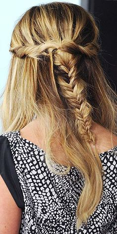 photo | Ashley Tisdale-braid