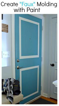 Painted Front Interior Door - CHATFIELD COURT