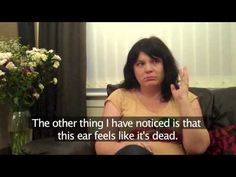 Cochlear Implant Video Diary Part 1
