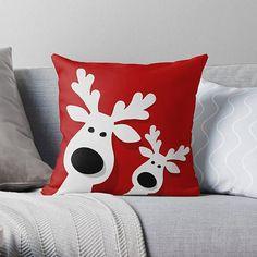 Coussins de Noël Décorations de Noël Coussin de Noël