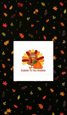 Gobble Til You Wobble, Holiday Fun, Playing Cards, Movie Posters, Art, Art Background, Playing Card Games, Film Poster, Kunst