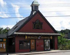 McNeill's Brewery, Brattleboro, VT
