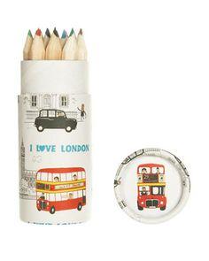Love this British Pencil Pack - so cute!