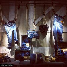 Картинки по запросу industrial rustique hanger showroom jeans