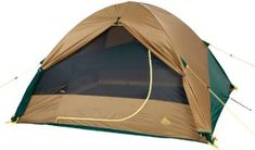 """Kelty Quick-Corner Technology makes for fast and easy setup: Simply insert pole ends in the fabric """"quick corner"""" sleeves and then clip the rest of the tent in place Cross-pole design increase ceiling height to create extra living space for up to 3 campers Sturdy fiberglass poles provide strength and structure Full-coverage rainfly and vestibule keep you and your gear dry Internal storage pockets help you to stay organized Pre-attached guylines offer increased stability Included shark-mout 3 Season Tent, Rain Fly, Vestibule, Deep Teal, Ceiling Height, Tent Camping, Outdoor Gear, Adventure, Easy"""