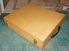 The Big Daddy Magic Deck Case  holds 3000 Cards  by FoxAndDragon